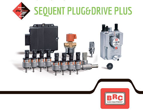 BRC plug&drive plus