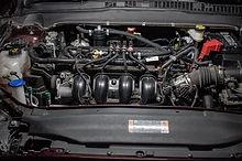 газ на американский Ford Fusion