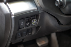 ГБО BRC для Infini G25 V6, кнопка
