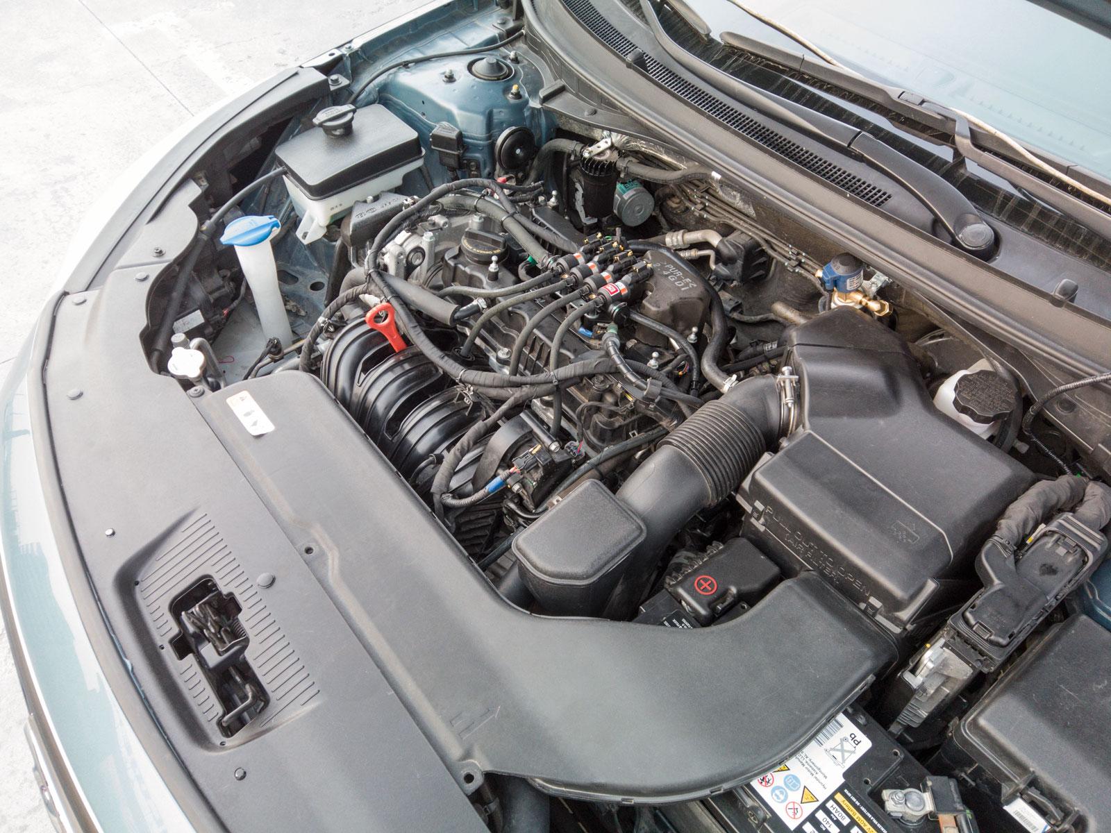 ГБО Hyundai Sonata GDI
