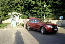 ГБО форд эдж 2.0 экобуст