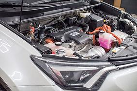 ГБО Toyota Rav4 Hybrid