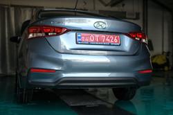 BRC ГБО Hyundai Accent 2017