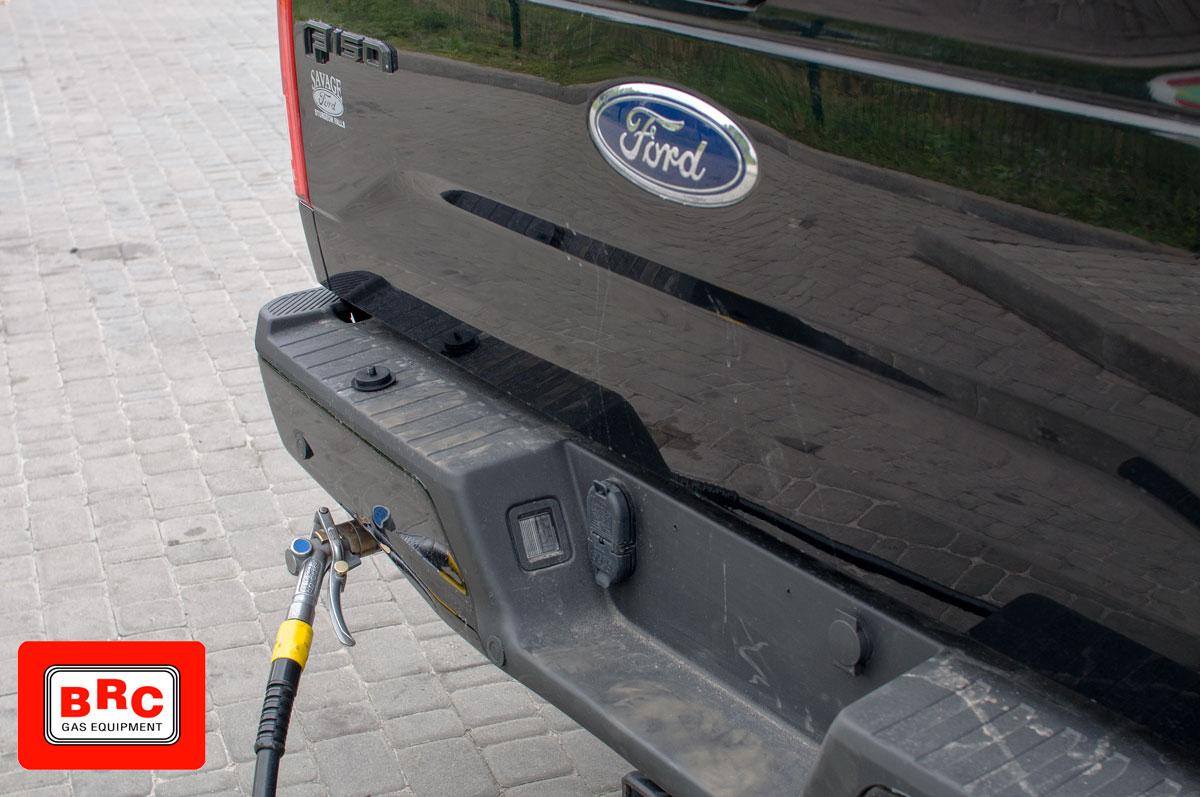 Ford F-150 ГБО 4-го поколения