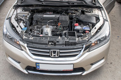 Установить ГБО на Honda Accord 2.4