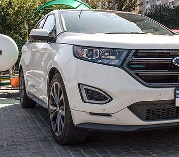 газовое оборудоване Ford Edge 2.7 V6 EcoBoost