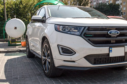 ГБО Ford Edge 2.7 ecoboost