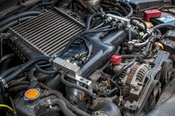 ГБО BRC Subaru Forester 2.5 турбо