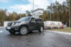 ГБО 6 Nissan Patrol Y62, VK56VD