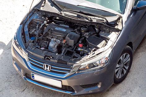 установка гбо Honda Accord 2.4 earthdreams