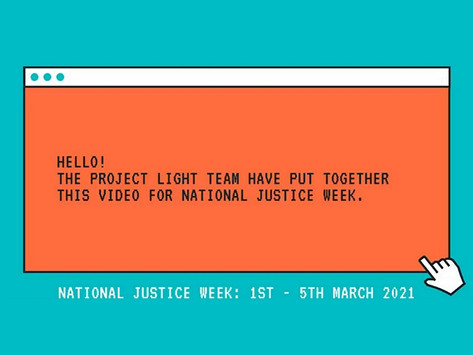 Project LIGHT: Justice Week Video