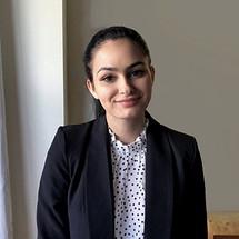 Sophia Raza (Amicus Project Director)