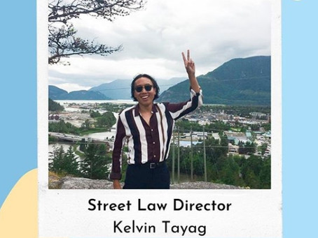 Street Law is now recruiting!