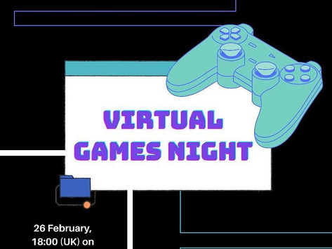 Lawyers Without Borders Virtual Games Night