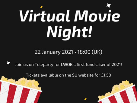 Lawyers Without Borders Virtual Movie Night