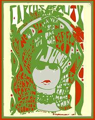 Beatnik Art Poster for Endeavour