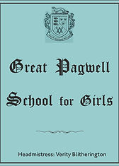 Great Pagwell School for Girls Brochure