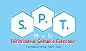 Logo du S.P.T
