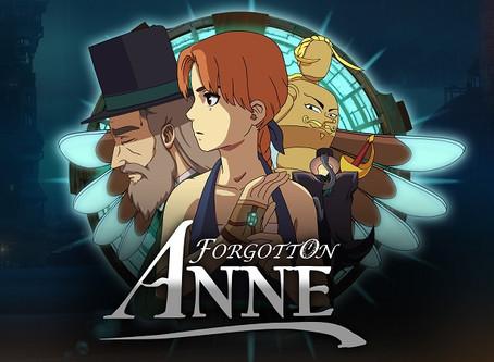 Forgotton Anne (2018)