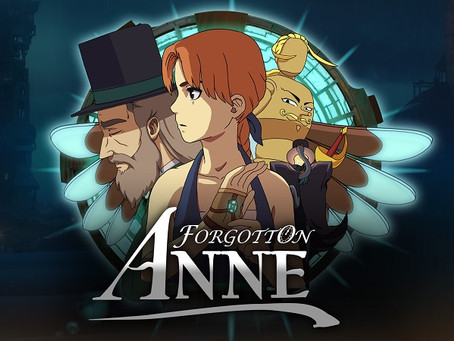 Forgotton Anne (2018)