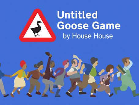 Untitled Goose Game (2019)
