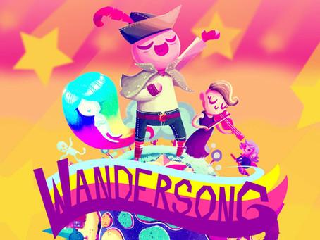 Wandersong (2018)