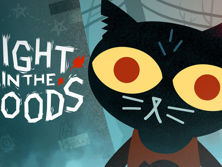 Night in the Woods (2017)