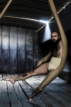 Jonas Büßecker - body as prosthesis