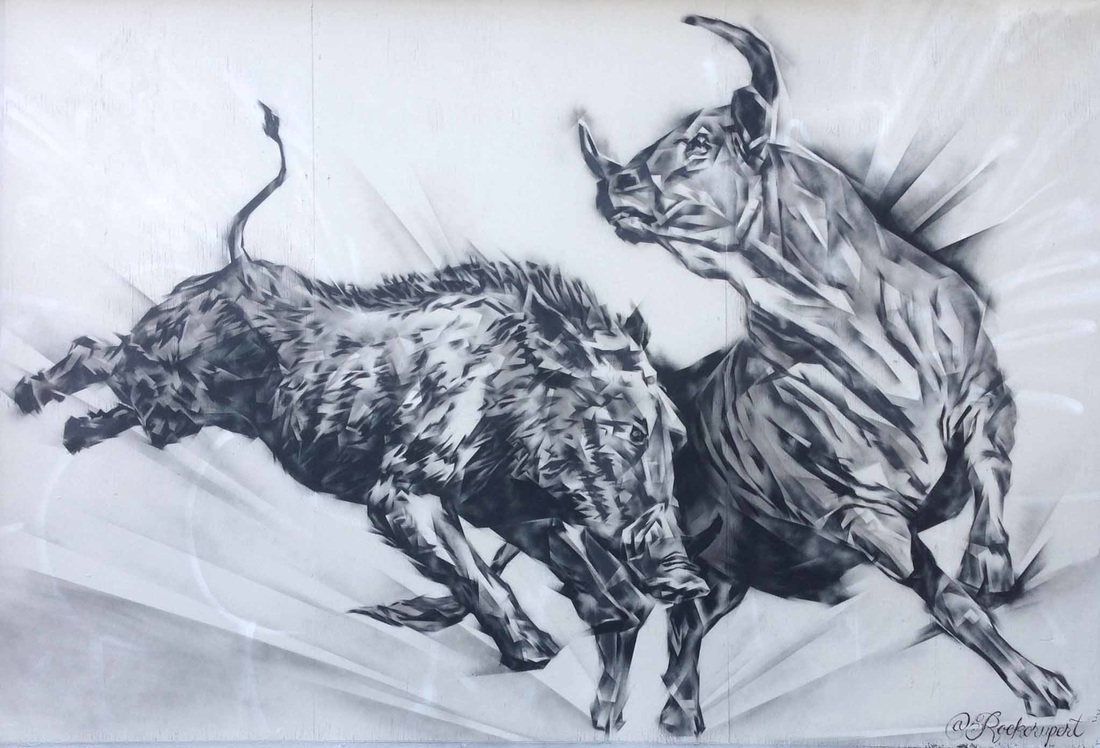 Alex Rupert : Bull and Boar