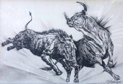 Alex Rupert : Bull and Boar