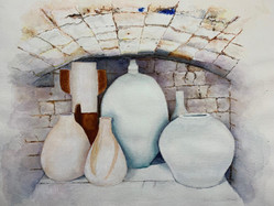 Into the Kiln