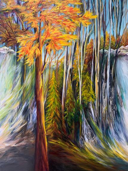 Autumn Unfolding