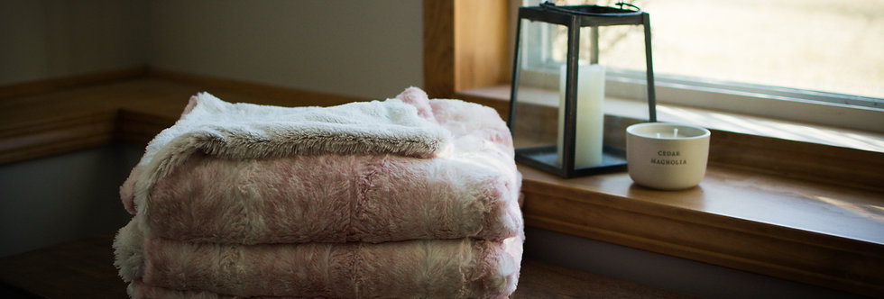 Pink Fawn Lush Cozy