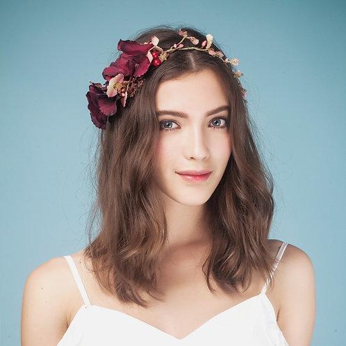 Keely ǀ Cherry Blossom Circlet