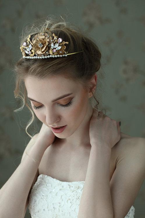 Juliet ǀ Majestic Sparkle Tiara