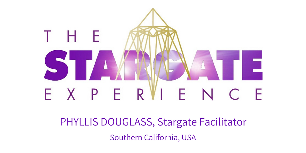 """THE STARGATE EXPERIENCE: """"An Interdimensional Light Immersion"""""""
