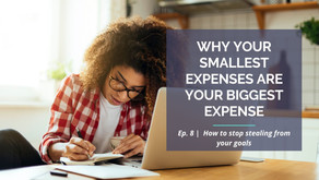 Why Small Expenses Are Your Biggest Expense | Ep. 8 | Winenance Wednesday