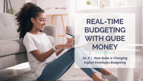 Real-Time Budgeting with Qube Money | Ep. 9 | Winenance Wednesday