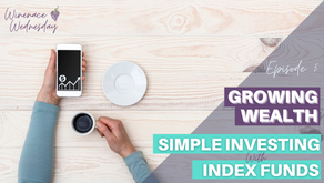 Simple Investing with Index Funds | Ep. 5 | Winenance Wednesday