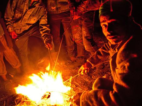 Pahadi Diwali in Kalap