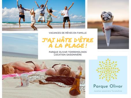 Où prévoyez-vous de passer vos prochaines vacances d'été?😎