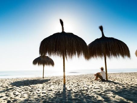 Vacances d'automne  à la plage? Pensez à Malaga-Costa del Sol