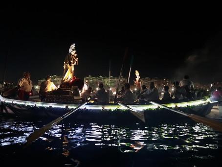 Fête de la Vierge du Carmen, Playa la Carihuela Torremolinos