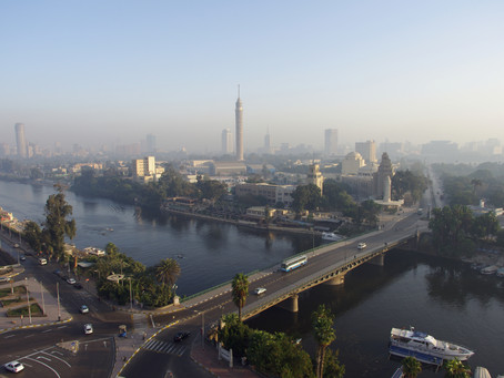 Head East! Toward a Security Alliance between Egypt and the UAE