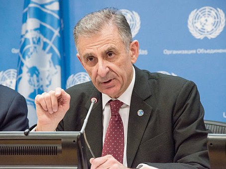 Jean-Paul Laborde, Former Assistant Secretary-General and Executive Director of the UN CT Committee