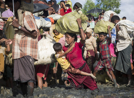 Myanmar: The Rohingya Crises as an Analytic Lens to Understanding Violent Extremism