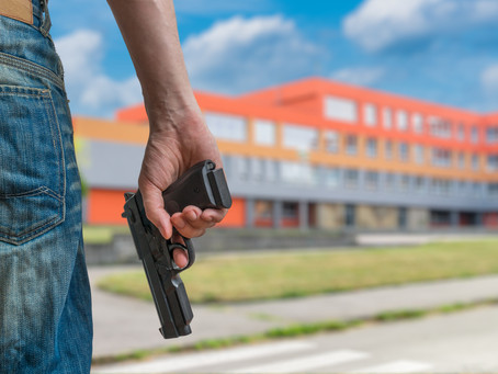 The Vast Gulf Between Attempted Mass Shooting and Attempted Material Support