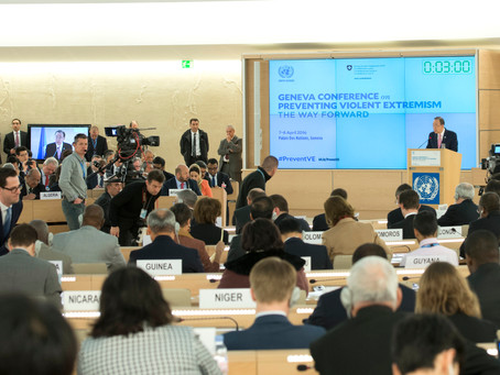 How the United Nations prevents violent extremism: Action Plan
