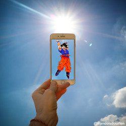 Goku soleil