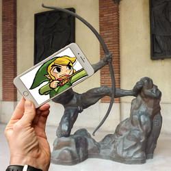 Zelda arc copie